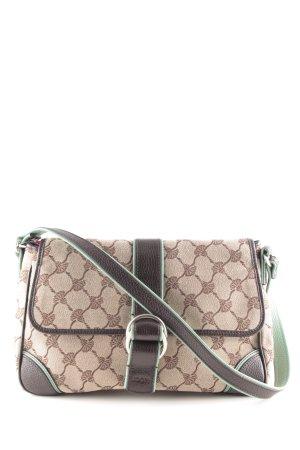 Joop! Carry Bag cream-black brown floral pattern casual look
