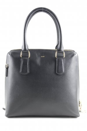 Joop! Carry Bag black-gold-colored Brit look