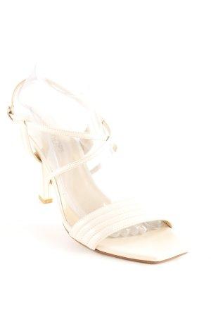 Joop! High Heel Sandaletten creme Elegant