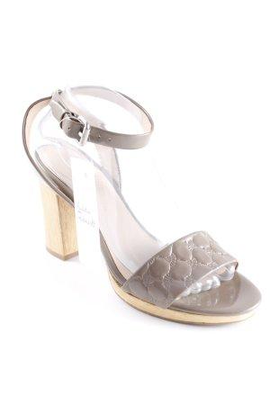 Joop! High Heel Sandaletten florales Muster Elegant