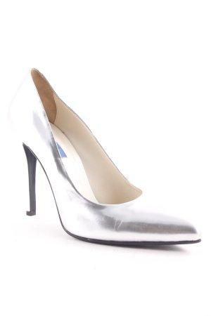 Joop! High Heels silberfarben Elegant