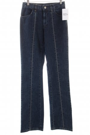 Joop! High Waist Jeans dunkelblau Casual-Look