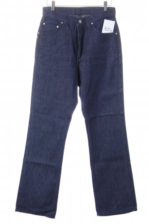 Joop! High Waist Jeans dunkelblau Street-Fashion-Look