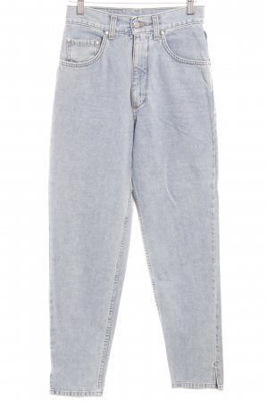 Joop! High Waist Jeans hellblau Casual-Look
