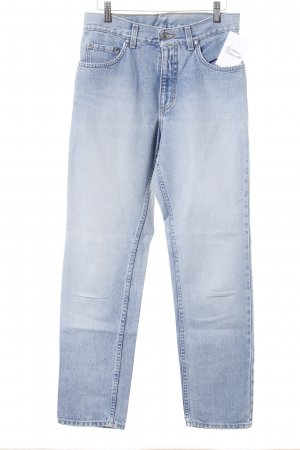 Joop! High Waist Jeans hellblau Street-Fashion-Look