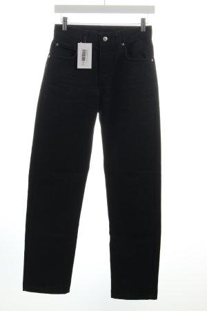Joop! High Waist Jeans schwarz klassischer Stil