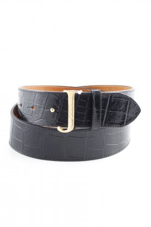 Joop! Cinturón de cadera negro look casual