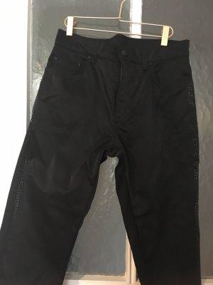 Joop! Jeans Pantalón de cintura alta negro