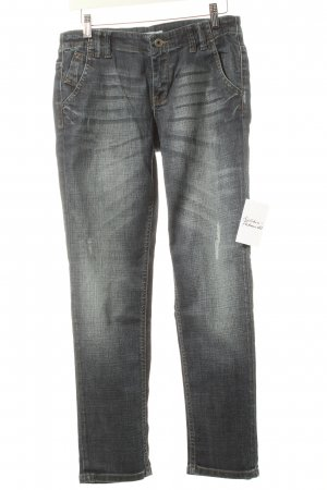 Joop! Jeans blau Washed-Optik