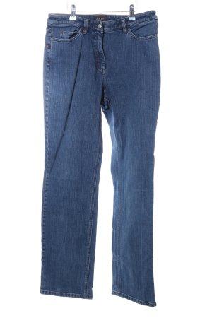 Joop! Jeans Boot Cut Jeans blau Casual-Look