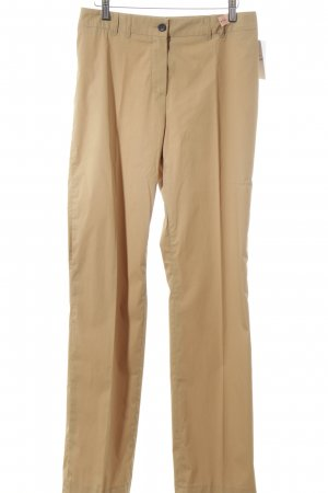 Joop! Jeans Bundfaltenhose camel Business-Look