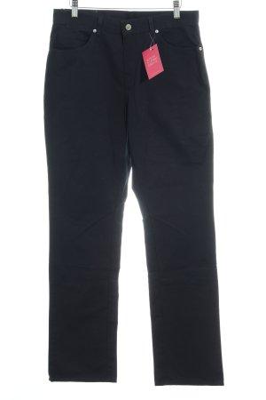 Joop! Jeans High-Waist Hose dunkelblau schlichter Stil