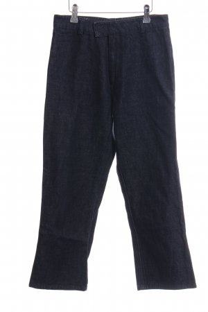 Joop! Jeans Hoge taille jeans blauw casual uitstraling
