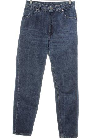 Joop! Jeans High Waist Jeans dunkelblau Casual-Look