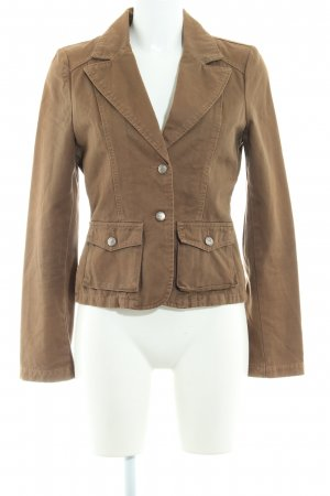 Joop! Jeans Denim Blazer cognac-coloured simple style