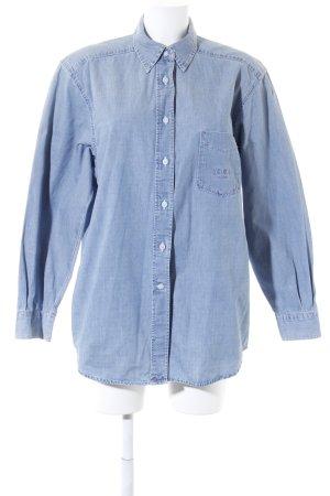 Joop! Jeans Jeanshemd hellblau Street-Fashion-Look