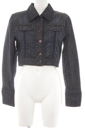 Joop! Jeans Jeansjacke graublau Casual-Look