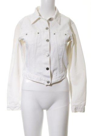 Joop! Jeans Denim Jacket white simple style