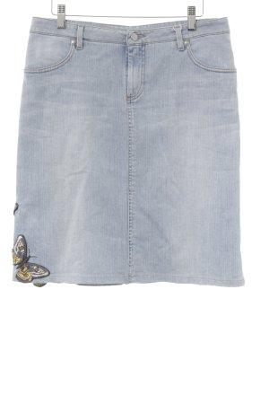 Joop! Jeans Jeansrock himmelblau Casual-Look