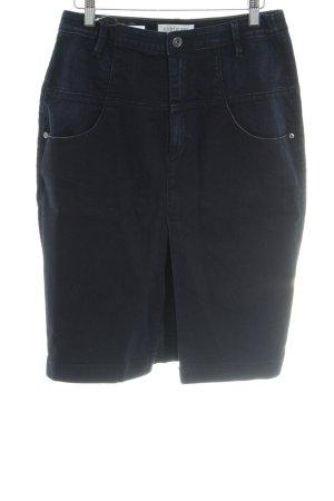 Joop! Jeans Jeansrock schwarz Casual-Look