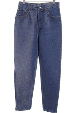 Joop! Jeans Karottenjeans stahlblau Casual-Look