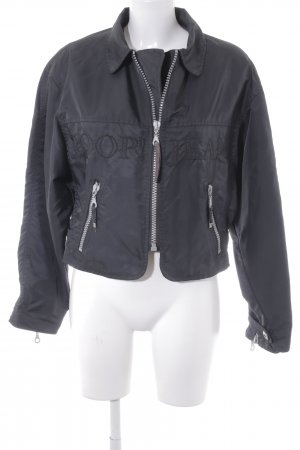 Joop! Jeans Kurzjacke schwarz 90ies-Stil