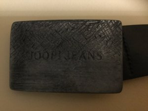 Joop Jeans Ledergürtel wie NEU