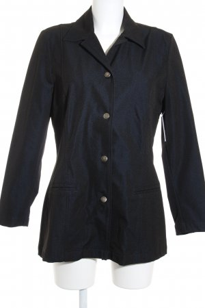 Joop! Jeans Long-Blazer schwarz-dunkelblau Elegant