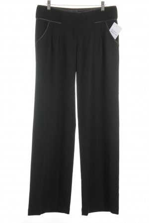Joop! Jeans Marlenehose schwarz klassischer Stil