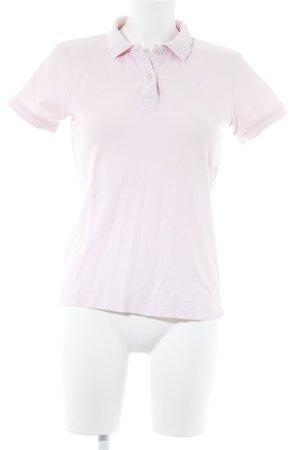 Joop! Jeans Polo-Shirt rosé sportlicher Stil