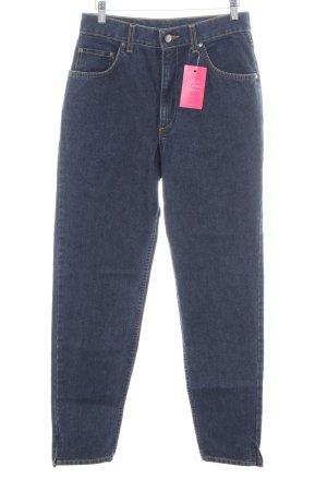 Joop! Jeans Straight-Leg Jeans blau Casual-Look