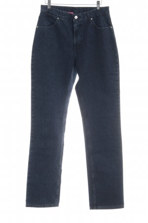 Joop! Jeans Straight-Leg Jeans dunkelblau Casual-Look