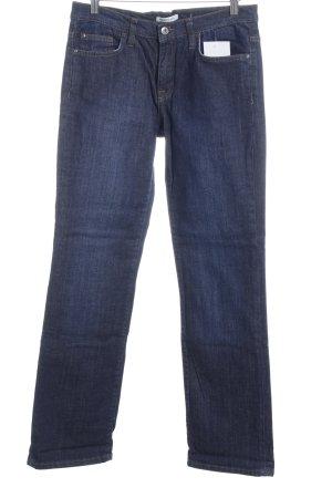 Joop! Jeans Straight-Leg Jeans dunkelblau Street-Fashion-Look