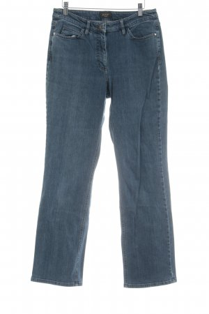 Joop! Jeans Straight-Leg Jeans graublau Casual-Look