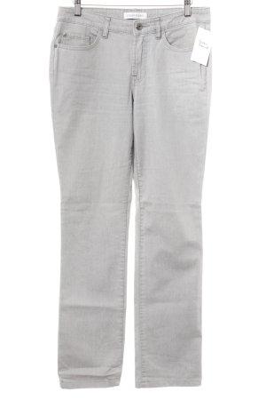 Joop! Jeans Straight-Leg Jeans hellgrau-grau Casual-Look