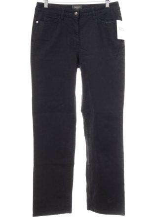 Joop! Jeans Straight-Leg Jeans schwarz Casual-Look