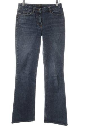 Joop! Jeans Straight-Leg Jeans stahlblau-kornblumenblau Casual-Look
