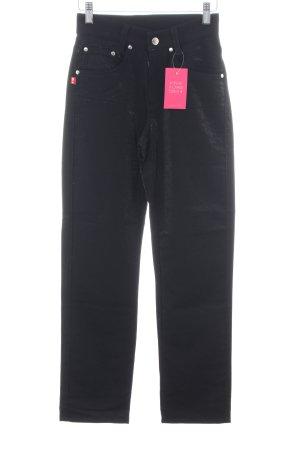 Joop! Jeans Stretchhose schwarz Business-Look