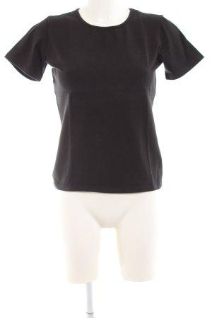 Joop! Jeans T-Shirt schwarz Casual-Look