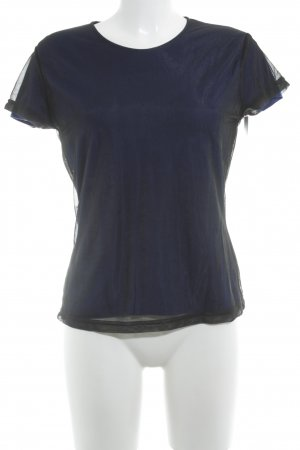 Joop! Jeans T-Shirt schwarz-blau Street-Fashion-Look
