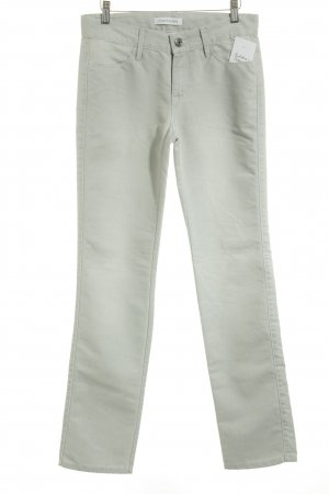 Joop! Jeans Woolen Trousers light grey casual look