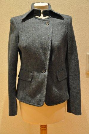 JOOP Jeans Wolljacke, asymmetrisch, chic, trendy, blazer, blogger