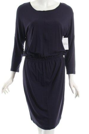 Joop! Jerseykleid dunkelblau schlichter Stil