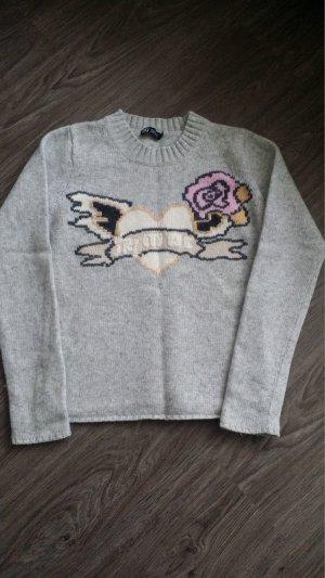 Jette Joop Jersey de lana multicolor Lana