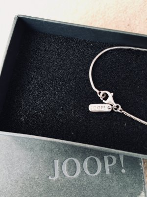 Joop! Silver Chain light grey real silver