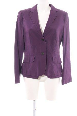 Joop! Kurz-Blazer lila Business-Look