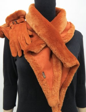 Joop! Snood dark orange