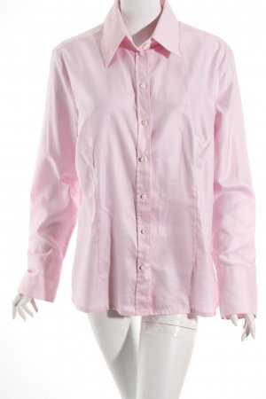Joop! Langarm-Bluse rosa Business-Look