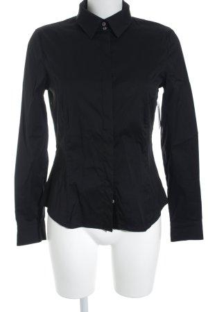 Joop! Langarmhemd schwarz Elegant
