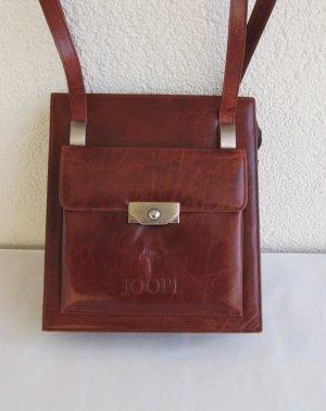 Joop! Leder-Umhängetasche Vintage